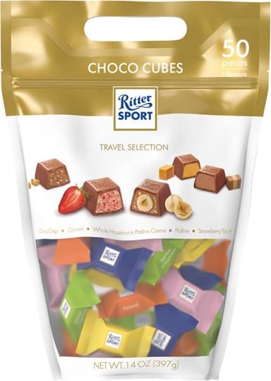 Ritter Sport Choco Cube Pouch 39g