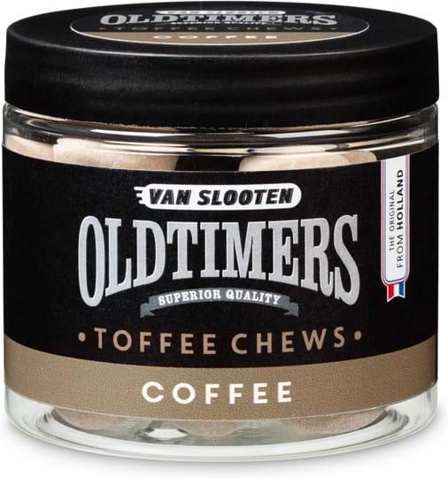 Van Slooten Toffee chews with coffee flavor