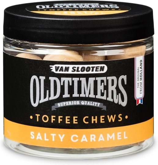 Van Slooten Toffee chews with caramel flavor