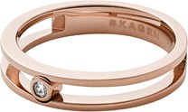 Skagen, Elin, women's ring, size 8