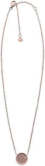 Skagen Merete Ladies necklace, stainless steel, rosegold