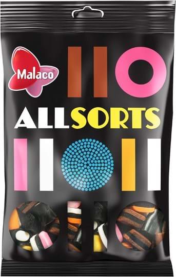 Malaco All Sorts 400 g