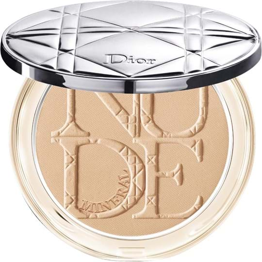 Dior Diorskin Mineral Nude Matte Powder N° 003 Medium