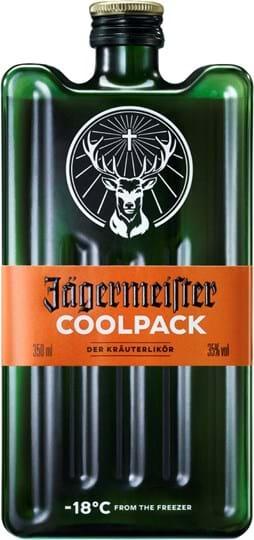Jägermeister Coolpack 35% 0.35L PET