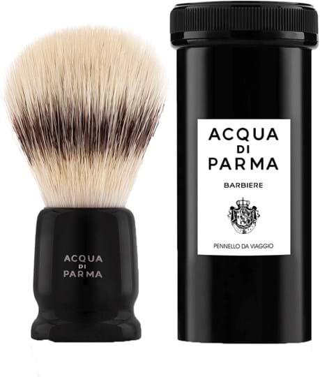 Acqua Di Parma Collezione Barbiere Travel Brush Nero