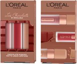 L'Oreal Paris Infaillible-læbestift Trio Les Chocolats