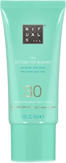 Rituals Cosmetics Karma Sun Protection Face Cream SPF 30 50 ml