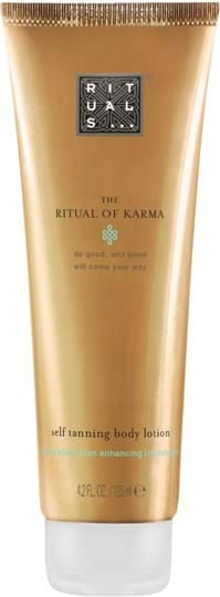 Rituals Cosmetics Karma Self Tanning Body Lotion 125 ml