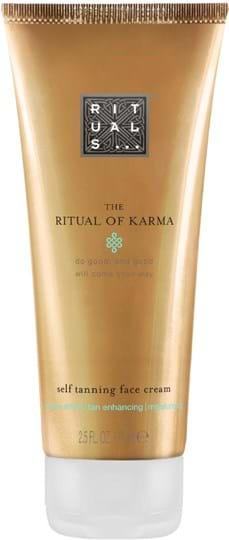 Rituals Cosmetics Karma Self Tanning-ansigtscreme 75ml