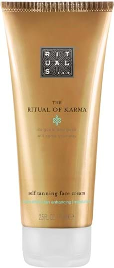 Rituals Cosmetics Karma Self Tanning Face Cream 75 ml
