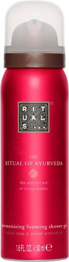 Rituals Ayurveda Mini Foaming Shower Gel