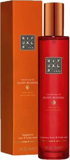 Rituals Cosmetics Happy Buddha Hair & Body Mist 50 ml
