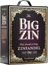 The Big Zin, Zinfandel Old Vines, Puglia, dry, red (bag in box) 3L