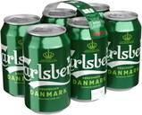 Carlsberg Beer 6x0.33L can