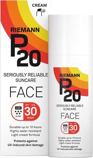 Riemann P20 Face Creme SPF 30 50 ml
