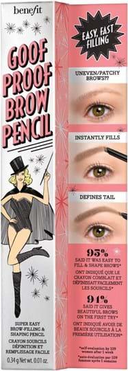 Benefit Goof Proof Eyebrow-øjenbrynsblyant nuance N° 2,5