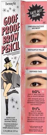 Benefit Goof Proof Eyebrow-øjenbrynsblyant nuance Grey