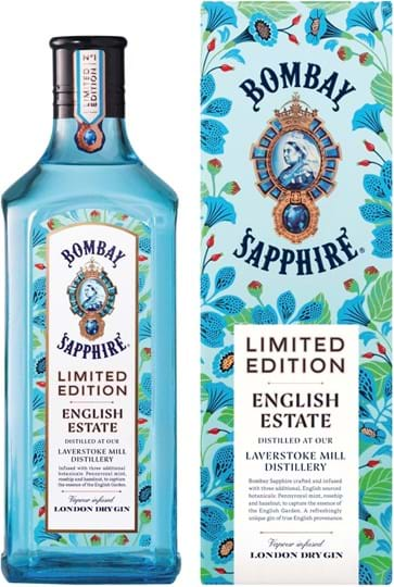 Bombay English Estate 41% 1L GP
