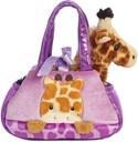 Aurora, fancy pal peek-a-boo giraffe
