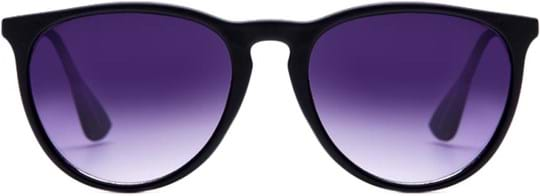 Z-Zoom Sunglasses with a frame made of polycarbonate and lenses made of acrylic in blue grey gradient