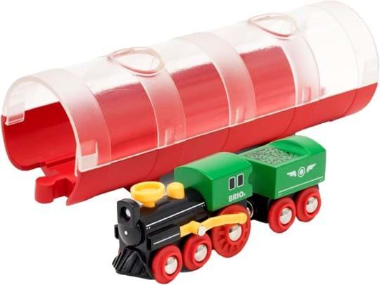 BRIO, brio tunnel box steam locomotive