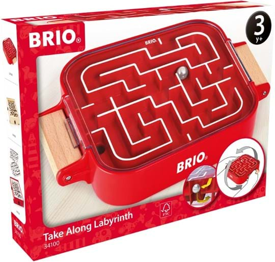 BRIO, brio take along labyrinth