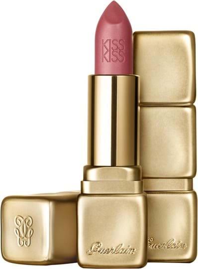 Guerlain Kisskiss Matte-læbestift N° M308 Blazing Nude