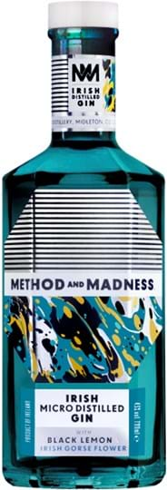 Method and Madness Gin 43 % 0,7L