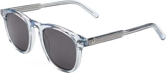 Chimi Sunglasses with a frame made of acetate in transperent and lenses made of plastic in black
