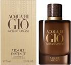 Armani Acqua di Giò pour Homme Eau de Parfum Absolu Instinct 75 ml