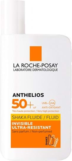 La Roche Posay Anthelios Fluide Ultra-solcreme SPF 50+ 50 ml