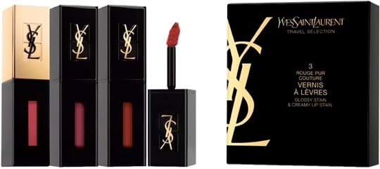 Yves Saint Laurent Vernis a Lèvres Lipstick Duo 21 ml