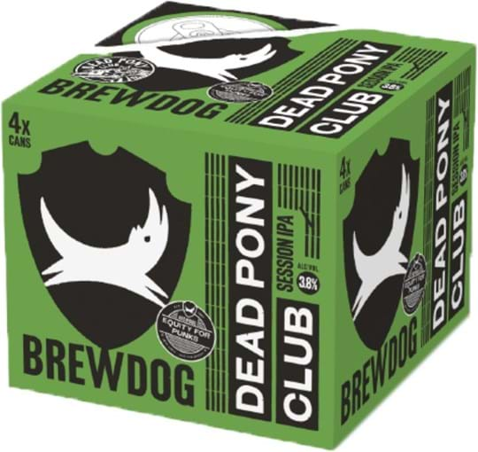 Brewdog Dead Pony multipack in can
