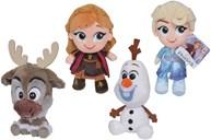 Simba Toys, Disney Frozen 2, disney frozen 2, chunky, 15cm, 4-ass.