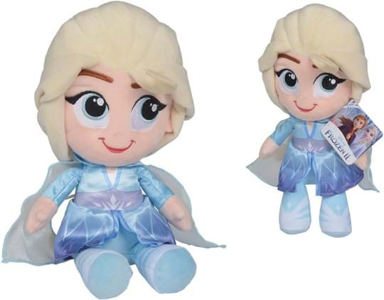 Disney Plush, ref.: 6315877555, trade line: Disney Frozen 2, material:100% polyester