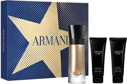 Armani Code Absolu Homme Trio 210 ml