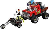 Lego, Lego Classic, el fuego's stunt truck