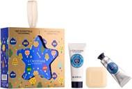L'Occitane en Provence Shea Butter Ornament Body Care Set 65 ml