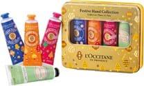 L'Occitane en Provence Festive Hands Hand Care Set 120 ml