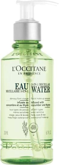 L'Occitane en Provence Infusions Cleansing Micellar Water 200 ml