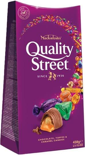 Quality Street Carton 438g