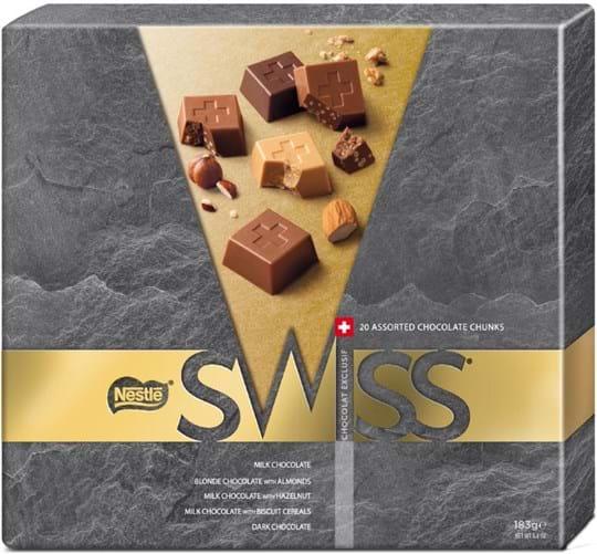 Nestlé Swiss Chunks