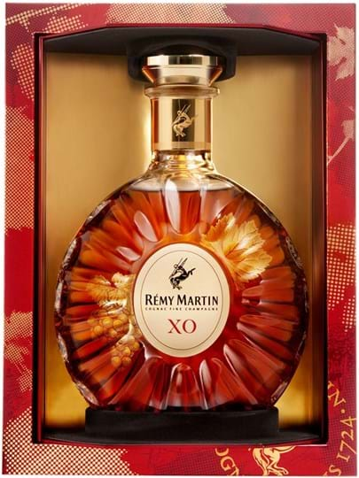 Rémy Martin XO Chinese New Year, giftpack