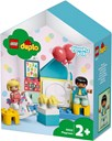Lego, Duplo Town, playroom