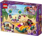 Lego, Lego Friends, andrea's car & stage