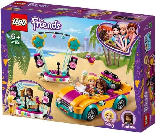 "Lego Building Blocks ""NOSCALE"", ref.: 41390, trade line: LEGO Friends, material:100% plastic"