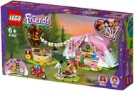 Lego, Lego Friends, nature glamping