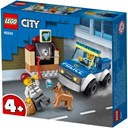 Lego, City Police, police dog unit