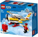 Lego, City Great Vehicles, mail plane