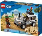 Lego, City Great Vehicles, safari off-roader